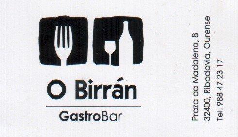 GASTROBAR BIRRAN