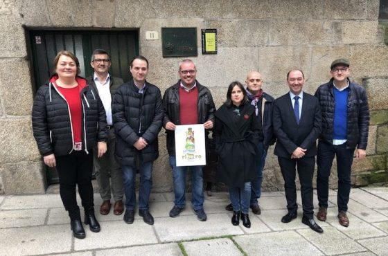 SELECCIÓN DO CARTEL DA 57ª FEIRA DO VIÑO DO RIBEIRO